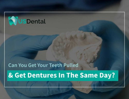 Can You Get Your Teeth Pulled & Get Dentures In The Same Day?